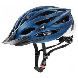 Cyklistická prilba Uvex Oversize modrá matná