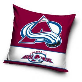 Vankúšik NHL Colorado Avalanche