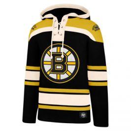 Hokejová mikina 47 Brand Lacer Hood NHL Boston Bruins