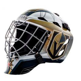 Mini brankárska prilba Franklin NHL Vegas Golden Knights