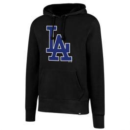 Pánska mikina s kapucňou 47 Brand Imprint Headline MLB Los Angeles Dodgers