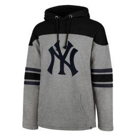 Pánska mikina s kapucňou 47 Brand Huron Hood MLB New York Yankees