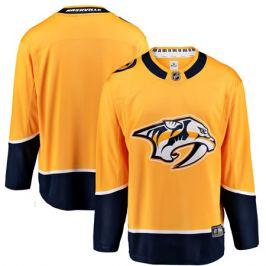 Dres Fanatics Breakaway Jersey NHL Nashville Predators domáce