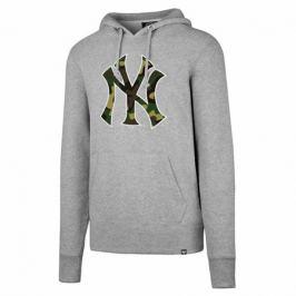 Pánska mikina s kapucňou 47 Brand Headline Pullover Hood New MLB York Yankees