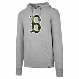 Pánska mikina s kapucňou 47 Brand Headline Pullover Hood MLB Boston Red Sox