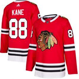 Dres adidas Authentic Pro NHL Chicago Blackhawks Patrick Kane 88