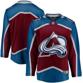 Dres Fanatics Breakaway Jersey NHL Colorado Avalanche domáci