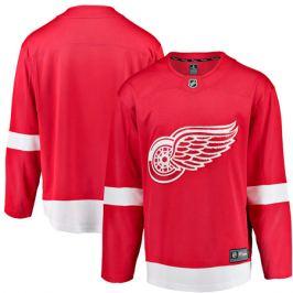 Dres Fanatics Breakaway Jersey NHL Detroit Red Wings domáci