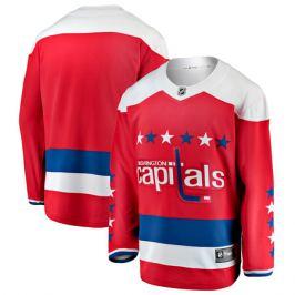 Dres Fanatics Breakaway Jersey NHL Washington Capitals alternatívne