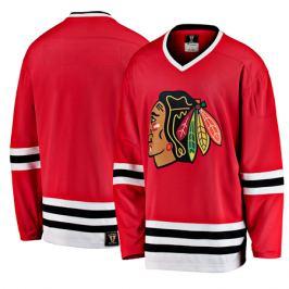 Retro Dres Fanatics Heritage Breakaway Jersey NHL Chicago Blackhawks 1996-1999