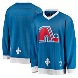 Retro Dres Fanatics Heritage Breakaway Jersey NHL Quebec Nordiques 1985-1995