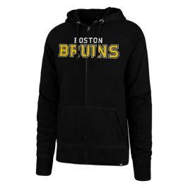 Pánska mikina s kapucňou 47 Brand Headline Ovation NHL Boston Bruins
