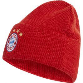 Zimná čiapka adidas Woolie FC Bayern Mnichov červená
