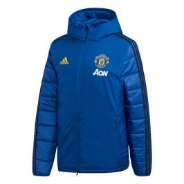 Pánska zimná bunda adidas Manchester United FC modrá