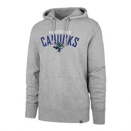 Pánska mikina s kapucňou 47 Brand Outrush NHL Vancouver Canucks