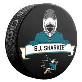 Puk Maskot Inglasco NHL San Jose Sharks