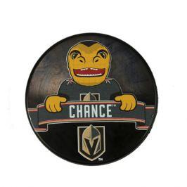 Puk Maskot Inglasco NHL Vegas Golden Knights