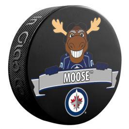 Puk Maskot Inglasco NHL Winnipeg Jets