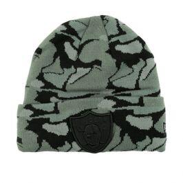 Zimná čiapka New Era Engineered Plus Knit NFL Oakland Raiders