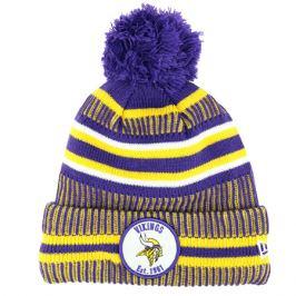 Zimná čiapka New Era Onfield Cold Weather Home NFL Minnesota Vikings