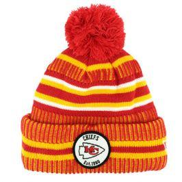 Zimná čiapka New Era Onfield Cold Weather Home NFL Kansas City Chiefs