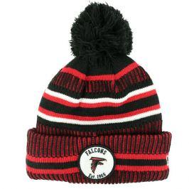 Zimná čiapka New Era Onfield Cold Weather Home NFL Atlanta Falcons