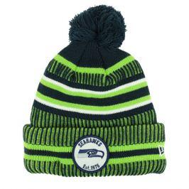 Zimná čiapka New Era Onfield Cold Weather Home NFL Seattle Seahawks