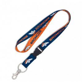 Kľúčenka na krk NFL Denver Broncos