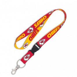 Kľúčenka na krk NFL Kansas City Chiefs