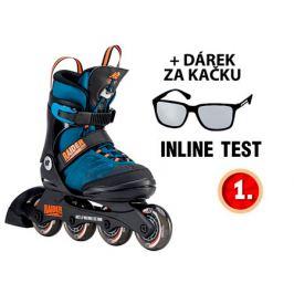 Kolieskové korčule K2 Raider Pro + DARČEK