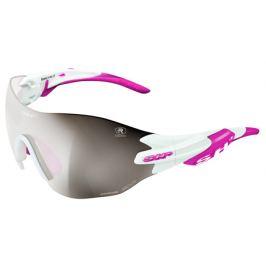 Cyklistické okuliare SH+ RG 5200 WX bielo-ružové