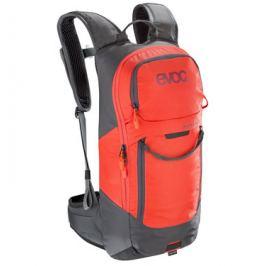 Cyklistický batoh EVOC FR LITE RACE 10l šedo-oranžový