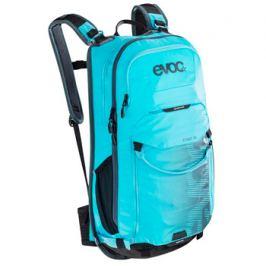 Cyklistický batoh EVOC STAGE 18l neónovo modrý