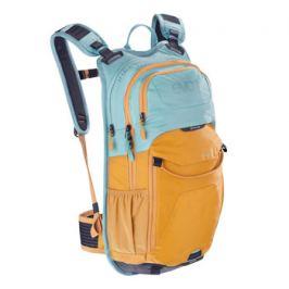 Cyklistický batoh EVOC STAGE 12l modro-žltý