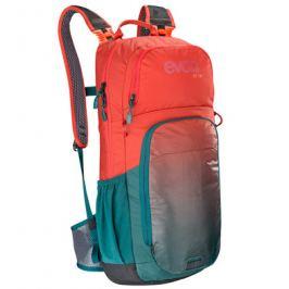 Cyklistický batoh EVOC CC 16l + 2l Bladder červený