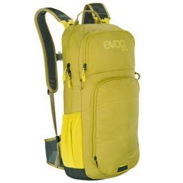Cyklistický batoh EVOC CC 10l + 2l Bladder zelený