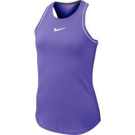 Dievčenské tielko Nike Court Dry Tank Purple