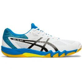 Pánska halová obuv Asics Gel-Blade 7 White/Black