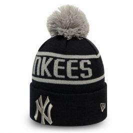 Zimná čiapka New Era Bobble Knit MLB New York Yankees