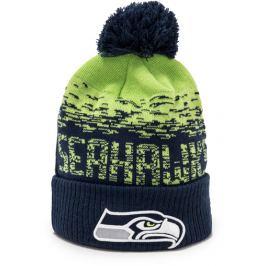 Zimná čiapka New Era Sport Knit NFL Seattle Seahawks