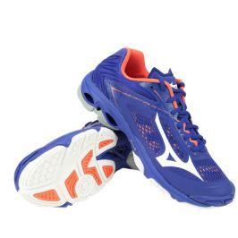 Pánska halová obuv Mizuno Wave Lightning Z5 Reflex Blue