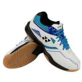 Pánska halová obuv Yonex Power Cushion 36 White/Blue
