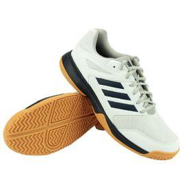 Pánska halová obuv adidas Speedcourt M White/Navy
