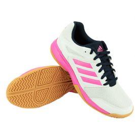 Dámska halová obuv adidas Speedcourt W White/Pink