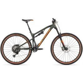 Celoodpružený bicykel Rock Machine 29 Blizzard TRL 70