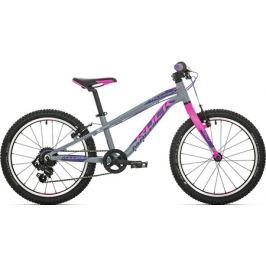 Detský bicykel Rock Machine 20 Thunder šedý
