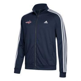 Pánska športová bunda adidas Track Jacket NHL Washington Capitals
