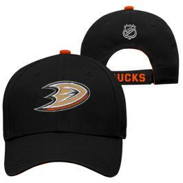 Detská šiltovka Outerstuff Basic Structured Adjustable NHL Anaheim Ducks
