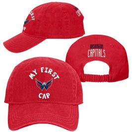 Detská šiltovka pre batoľa Outerstuff My First Cap NHL Washington Capitals
