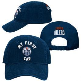 Detská šiltovka pre batoľa Outerstuff My First Cap NHL Edmonton Oilers
